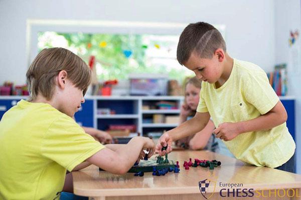 Intensywny kurs szachowy